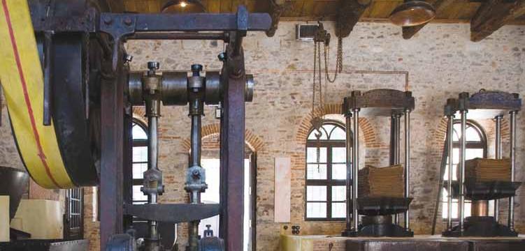 Ο κύριος χώρος παραγωγής (χώρος 2)