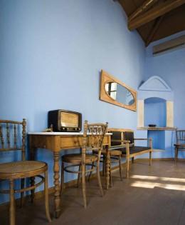 Το καφενείο (χώρος 5)