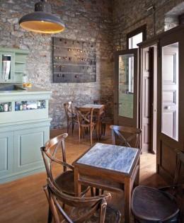 Το Καφενείο του Μουσείου (χώρος 12)